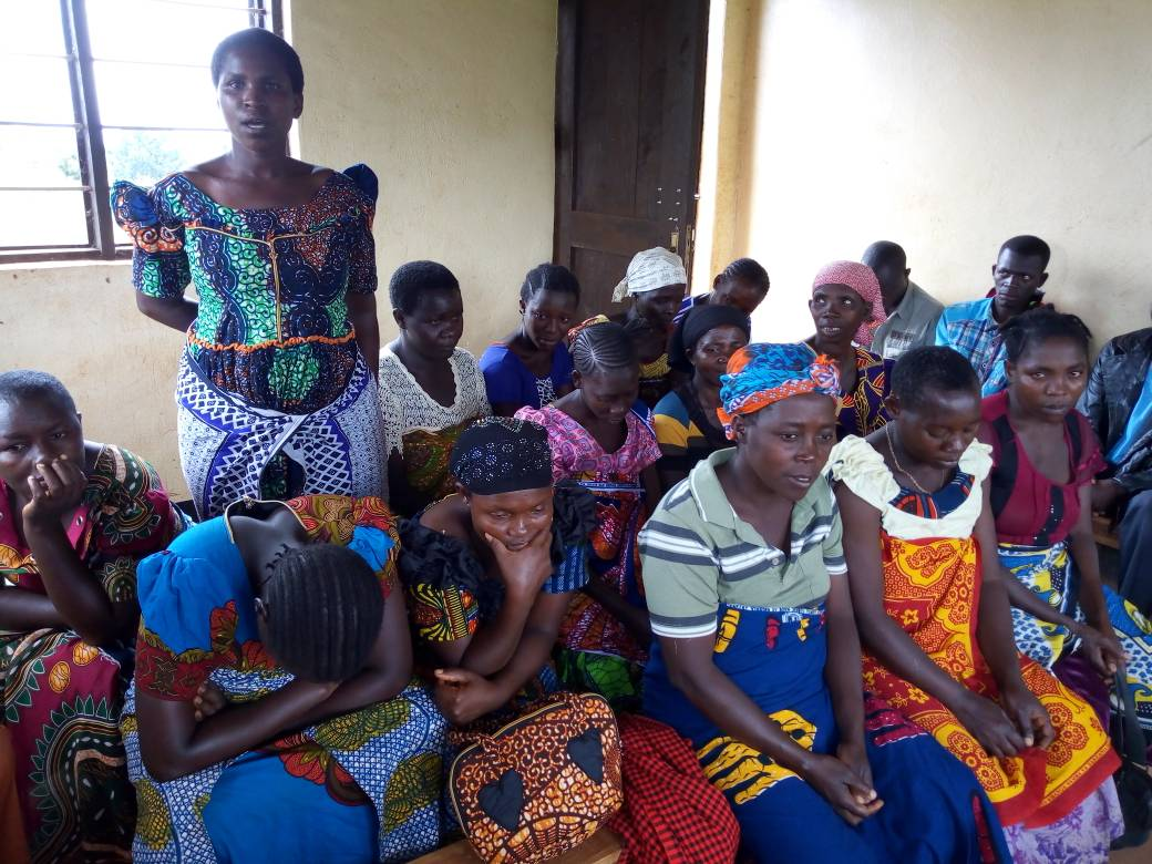 Promoting Rular Women Land Rights